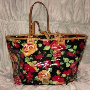 Dooney & Bourke water resistant tote